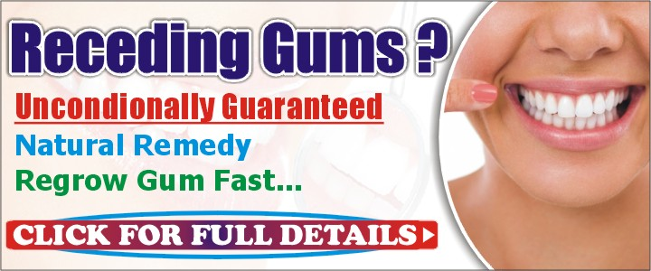 Can You Regrow Receding Gums With Home Remedies