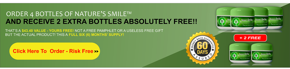 Natures Smile Special Offer